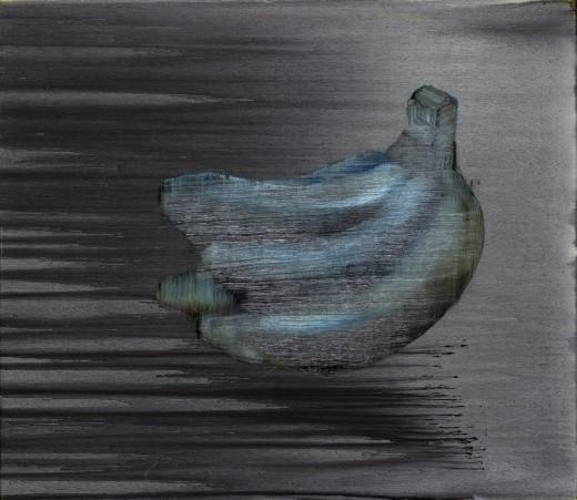 Trs I, 2021, olej, plátno, 15.000,- Kč